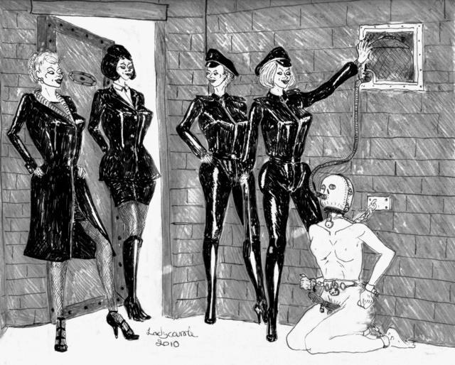 femdom gefängnis