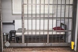warsaw prison cell