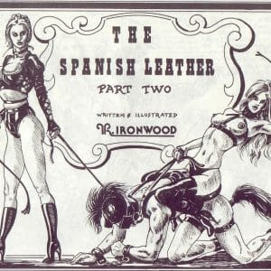 The Spanish Leather Femdom Comic