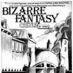 Bizarre Fantasy Castle