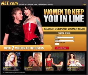 woman to keep you in line